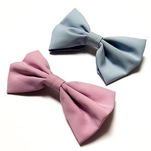 🟣Buy 1, Get 1 Pastel hair bows